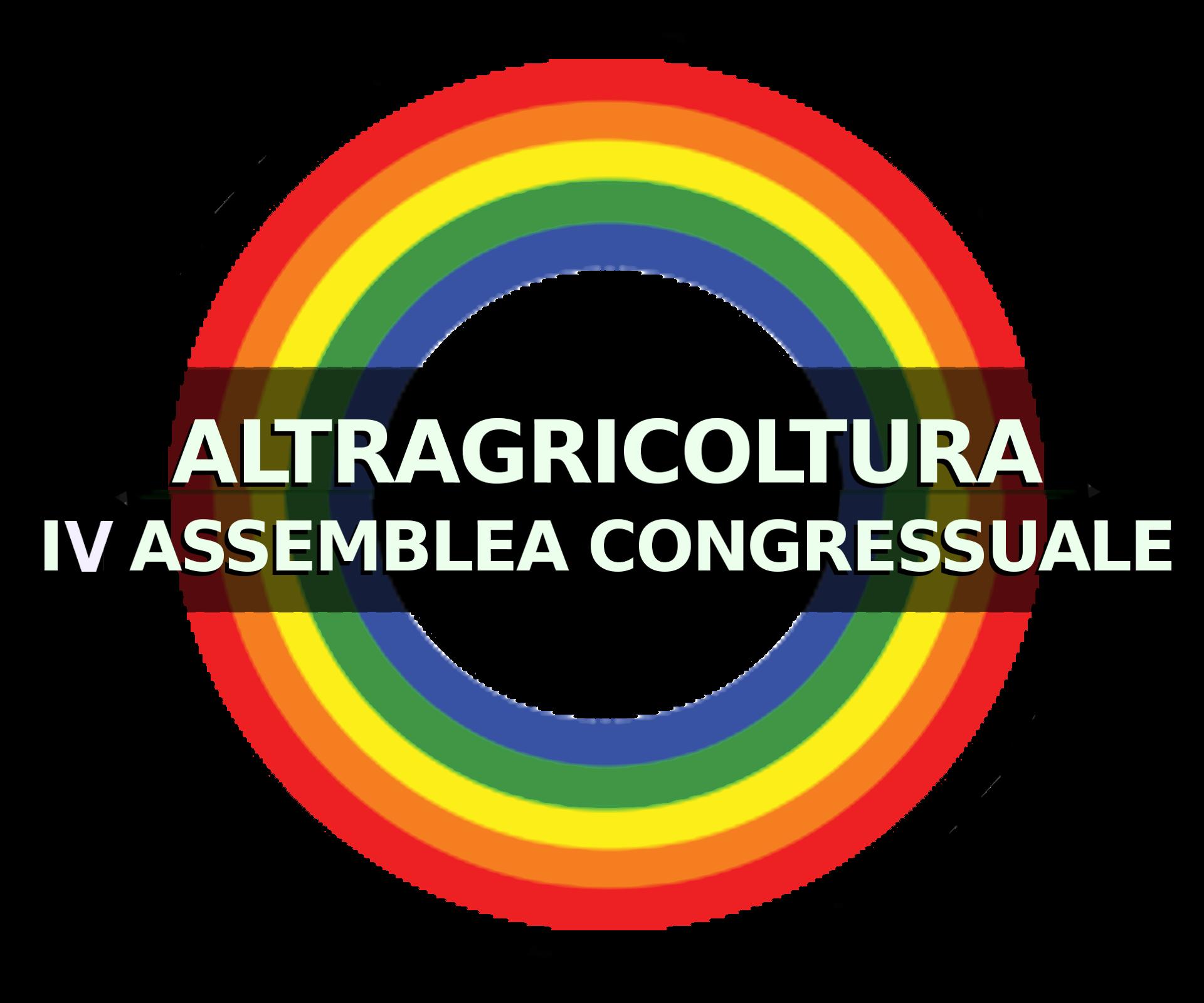 Logo IV assemblea altragricoltura